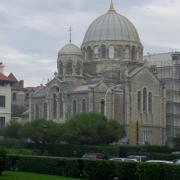 Biarritz - église orthodoxe Russe
