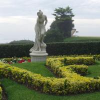 les jardins du palais Eugénie