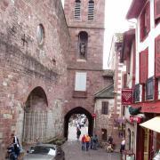 saint Jean pied de Port porte saint Jacques