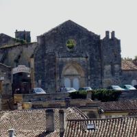 saint Emilion le cloître des Cordeliers