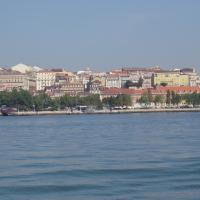 Lisbonne le Tage