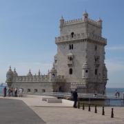 Lisbonne la tour Belèm