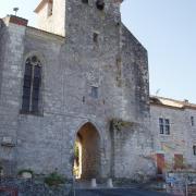 pujols église Saint Nicolas