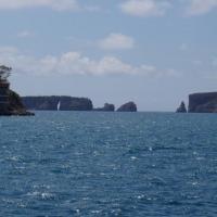 pylos- vue du port