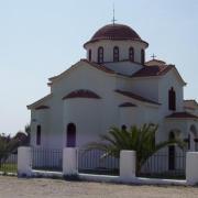 Lygia chapelle byzantine