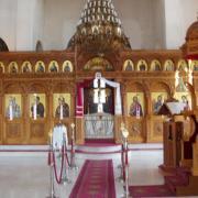 Chapelle de Lygia  intérieur