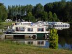 Rohan  le canal de Nantes à Brest