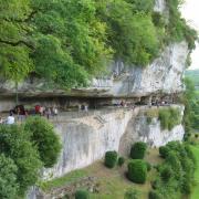 la roque-saint-Christophe