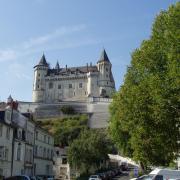 Saumur le château