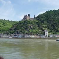 st-Goar-am-rhein- le château du chat