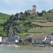 st-goarhausen- la tour ronde et la tour carrée