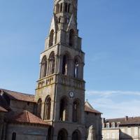 st-leonard-de-noblat la collégiale