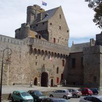 St Malo le château