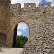 Tomar  entrée du chateau
