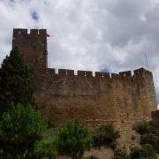 Tomar le château