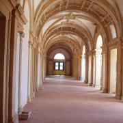 Tomar- couloir du monastère