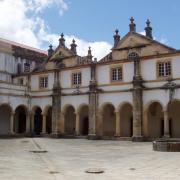 Tomar monastère