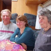 vassiliki- apéro avec les Bretons