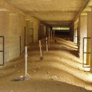 Douaumont  la tranchée des baïonettes
