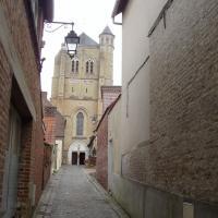 Watten  l'église saint Gilles